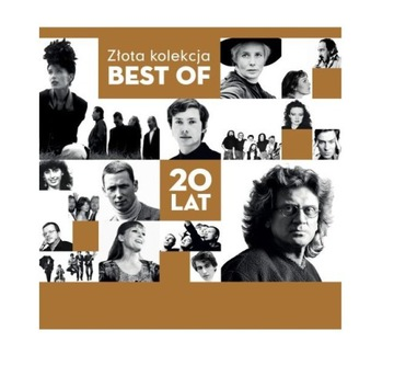 ZŁOTA KOLEKCJA THE BEST OF 2CD 20 LAT Wodecki доставка товаров из Польши и Allegro на русском