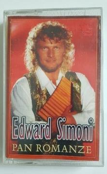 EDWARD SIMONI PAN ROMANZE kaseta audio доставка товаров из Польши и Allegro на русском