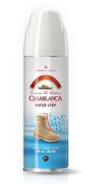 Casablanca Пропитка для обуви водонепроницаемый 160 мл доставка товаров из Польши и Allegro на русском