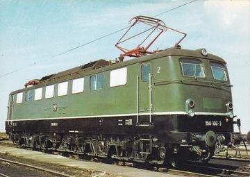 LOKOMOTYWA - 150 106-3 - NIEMCY доставка товаров из Польши и Allegro на русском