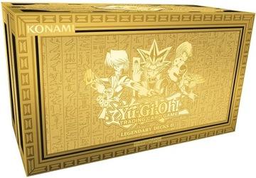 Yu-Gi-Oh! Легендарный Палубы II Перепечатка доставка товаров из Польши и Allegro на русском