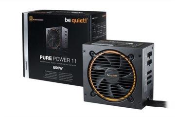 Pure Power 11 600W 80+ GOLD Блок питания S.MODU BN298  доставка товаров из Польши и Allegro на русском