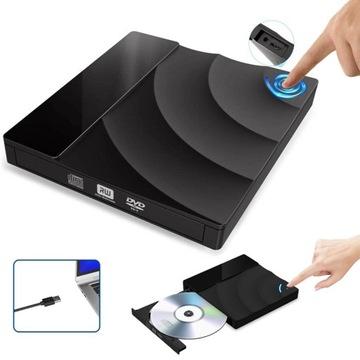 ПРИВОД CD-R/DVD-ROM/RW РЕКОРДЕР ВНЕШНИЙ USB3.0 доставка товаров из Польши и Allegro на русском