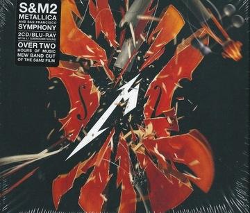 Metallica S&M2 SAN FRANCISCO SYMPH. 2CD+BLURAY доставка товаров из Польши и Allegro на русском