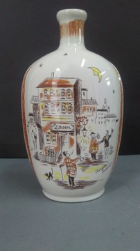 Старая Бутылка W. Germany 0,7 л vintage art design доставка товаров из Польши и Allegro на русском