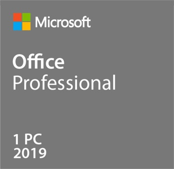 Оригинальный Microsoft Office 2019 Professional PL доставка товаров из Польши и Allegro на русском