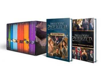 Harry Potter siedmiopak Duddle Książka Rowling доставка товаров из Польши и Allegro на русском