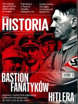 NASZA HISTORIA nr 6/2020 Bastion fanatyków Hitlera доставка товаров из Польши и Allegro на русском