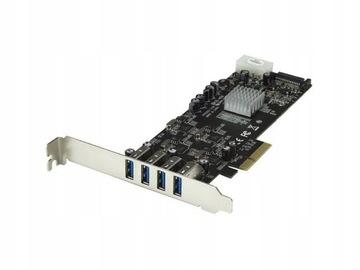 Kontroler USB StarTech PEXUSB3S44V PCI-E USB 3.0 доставка товаров из Польши и Allegro на русском