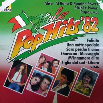 Разное - Итало-поп-хиты '82 - EX  доставка товаров из Польши и Allegro на русском
