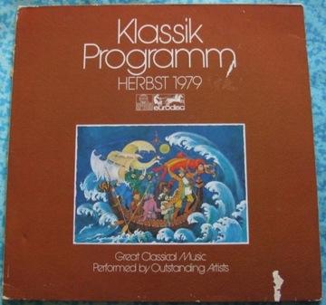 Klassik Programm Herbst 1979 - Eurodisc1979 2LP EX доставка товаров из Польши и Allegro на русском
