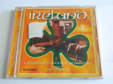 Paddy O'Connor The Songs Of Ireland CD доставка товаров из Польши и Allegro на русском