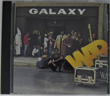 War: Galaxy (CD USA) доставка товаров из Польши и Allegro на русском