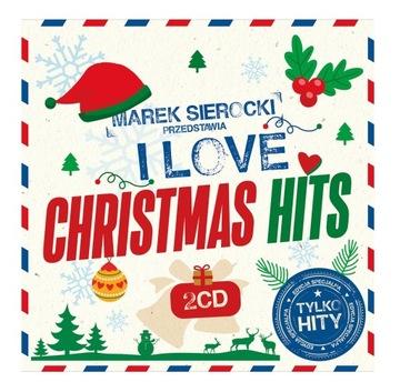 MAREK SIEROCKI I Love Christmas Hits 2CD доставка товаров из Польши и Allegro на русском
