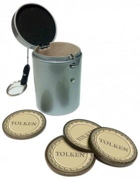 Контейнер на фишки и маркеры доставка товаров из Польши и Allegro на русском