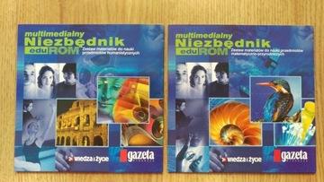 Multimedialny Niezbędnik eduROM x 2 доставка товаров из Польши и Allegro на русском
