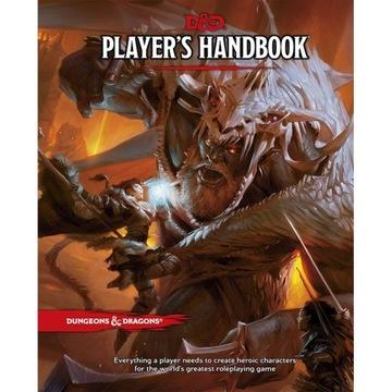 (Руководство Игрока DnD ENG Player s Handbook) доставка товаров из Польши и Allegro на русском
