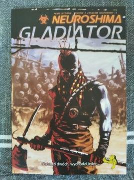 Neuroshima Gladiator stan idealny доставка товаров из Польши и Allegro на русском