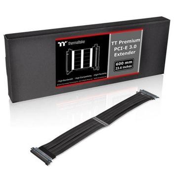 Riser TT Premium PCI-E 3.0 X16 Расширителя 60 см доставка товаров из Польши и Allegro на русском