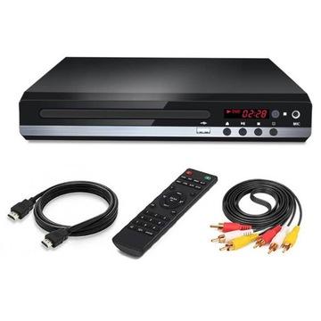 DVD-плеер 4K UHD HD HDMI USB AV-ТВ доставка товаров из Польши и Allegro на русском