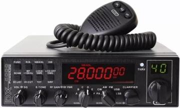 K-PO DX-5000 V6 RADIO AM/FM/SSB 40W ECHO RB SWR доставка товаров из Польши и Allegro на русском