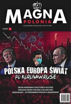 Magna Полония № 21 - Польша-Европа-Мир после ... доставка товаров из Польши и Allegro на русском