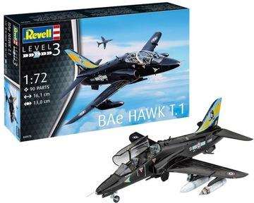 Модель для склеивания Revell Bae Hawk T. 1 доставка товаров из Польши и Allegro на русском