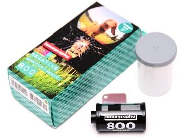 Lomography Film Color do zdjęć 800/36 Lomo klasyka доставка товаров из Польши и Allegro на русском
