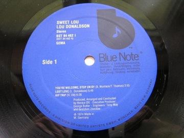 Lou Donaldson - Sweet Lou - BLUE NOTE.В12 доставка товаров из Польши и Allegro на русском