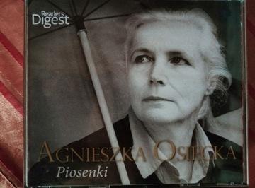 Agnieszka Osiecka Piosenki 3CD доставка товаров из Польши и Allegro на русском