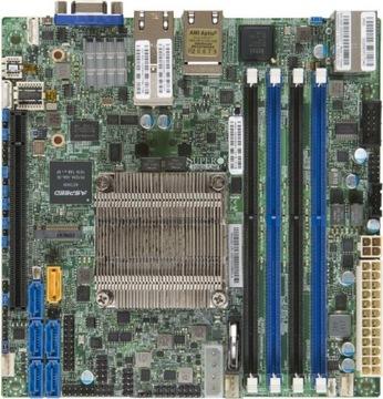 Supermicro X10SDV-6C-TLN4F Mini-ITX Xeon D-1528 доставка товаров из Польши и Allegro на русском