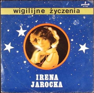 IRENA JAROCKA - Wigilijne życzenia - 1977 r. доставка товаров из Польши и Allegro на русском