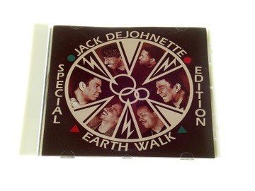 JACK DEJOHNETTE SPECIAL EDITION - EARTH WALK доставка товаров из Польши и Allegro на русском
