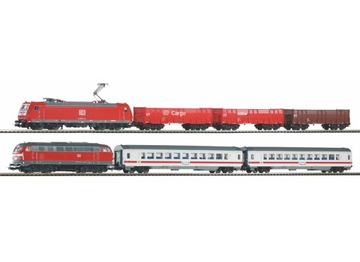 Двойной Цифровой стартовый набор DB AG ep. VI, H0 доставка товаров из Польши и Allegro на русском