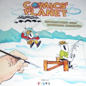 Comics Planet Курс Рисования Комиксов PC PL доставка товаров из Польши и Allegro на русском