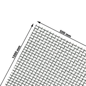 Сетка нержавеющая фильтрующая 2,0/0,4 мм 50x100cm доставка товаров из Польши и Allegro на русском