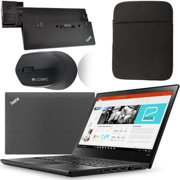 LENOVO ThinkPad A475 A12 QUAD 8GB SSD W10 + КОМПЛЕКТ доставка товаров из Польши и Allegro на русском