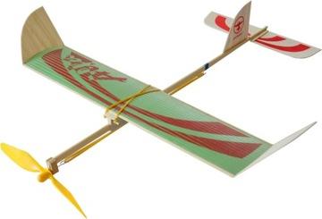 Самолет с резиновым приводом ALFA модель доставка товаров из Польши и Allegro на русском