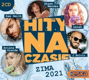 ESKA Hity na czasie Zima 2021 2CD доставка товаров из Польши и Allegro на русском
