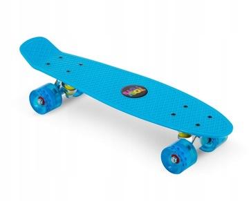 Deskorolka Pennyboard Fiszka Toby Toys EAN 5901157