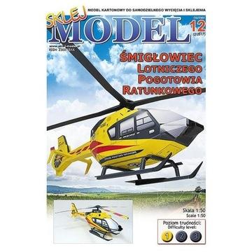 Соберите Модель 12 - Вертолет Скорой Помощи доставка товаров из Польши и Allegro на русском