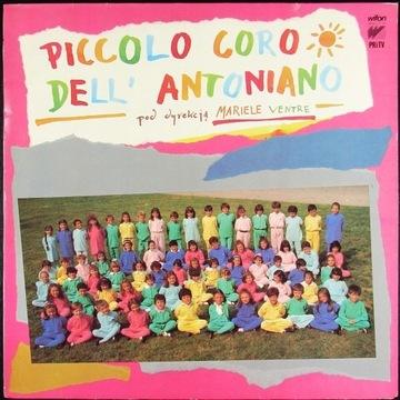PICCOLO CORO DELL ANTONIANO - piosenki dla dzieci доставка товаров из Польши и Allegro на русском