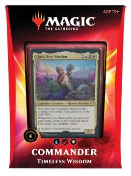 Талия Commander 2020 MtG Magic Timeless Wisdom доставка товаров из Польши и Allegro на русском