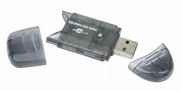 Устройство чтения карт памяти SD, microSD Gembird FD2-SD-1 доставка товаров из Польши и Allegro на русском