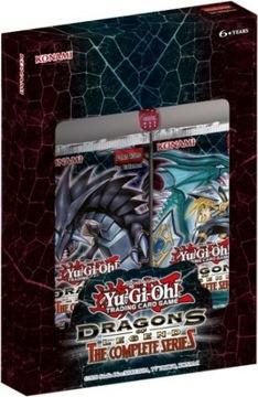 YU-GI-OH! Dragon of Legends - Серия Complite  доставка товаров из Польши и Allegro на русском