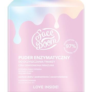 FaceBoom Puder enzymatyczny do oczyszczania twarzy доставка товаров из Польши и Allegro на русском