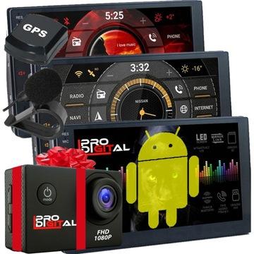 (АВТОМАГНИТОЛА 2DIN ANDROID GPS MIRRORLINK WI-FI) доставка товаров из Польши и Allegro на русском