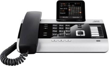 Telefon ISDN Gigaset DX600A funkcja SMS, Bluetooth доставка товаров из Польши и Allegro на русском