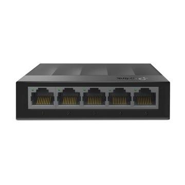 Switch TP-Link LS1005G 5x1GB przełącznik доставка товаров из Польши и Allegro на русском