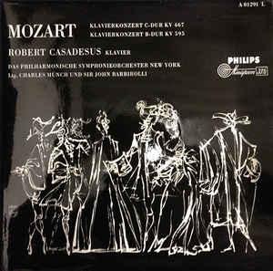M - Mozart Casadesus - Klavierkonzert C-Dur... доставка товаров из Польши и Allegro на русском
